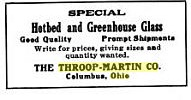 Gerber, LLC is now located inside the old Throop-Martin Co. factory at 121 E. Nationwide Blvd., Columbus, OH 43215